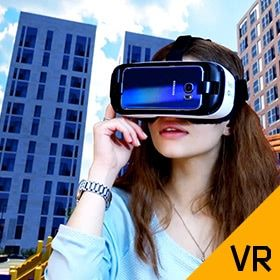 Virtual Tour for Samsung Gear VR Headset