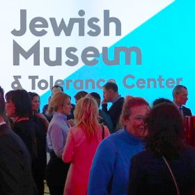 Video Installation for the Endowment Gala of the Jewish Museum