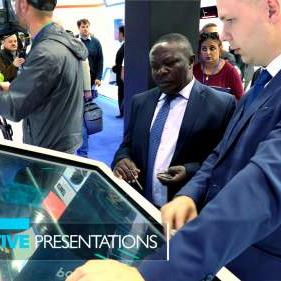 Our multimedia solutions at MAKS-2019 exhibition