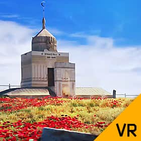 Creating Virtual Replicas of Sacred Places of Kazakhstan