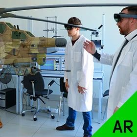 Using Augmented Reality Headsets at Industrial Enterprises