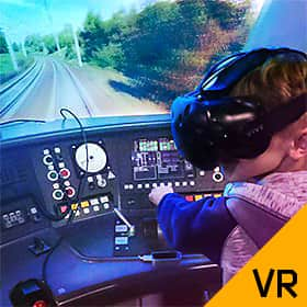 VR Train Driver Simulator